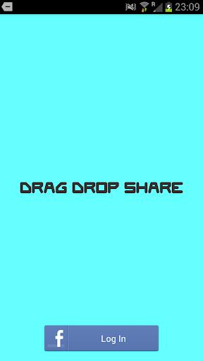 Drag Drop Share