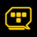 Legacy Yellow Go SMS Pro Theme logo