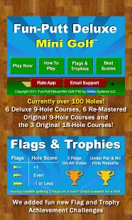 Fun-Putt Mini Golf - screenshot thumbnail