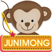 JUNIMONG - Coloring&Share