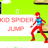 Spider Kid Jump Game