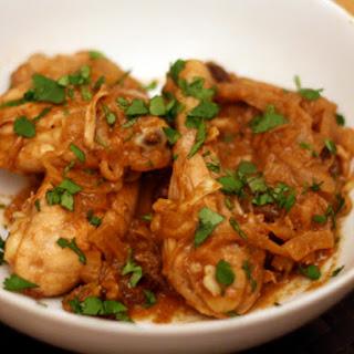 Chicken Korma.