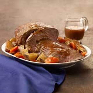 Country-style Pot Roast.