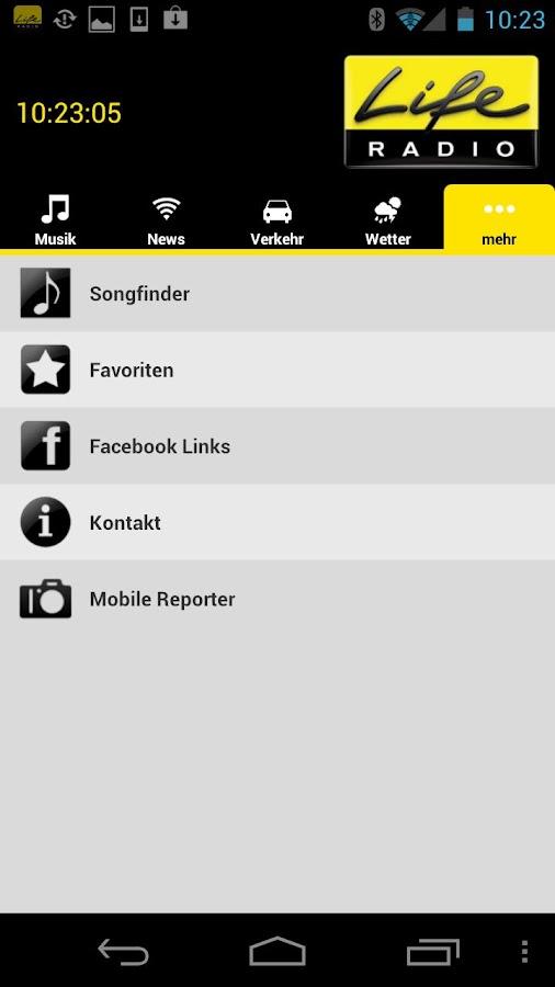 Life Radio- screenshot