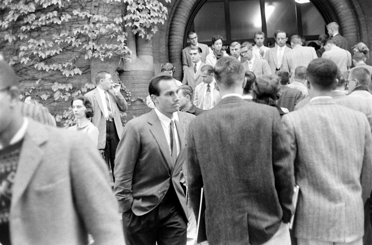 Aga Khan At Harvard