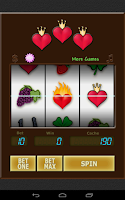 Screenshot of Royal Hearts Slot