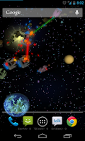 Screenshot of Pixel Fleet