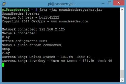 SoundSeeder Music Player Screenshot 8