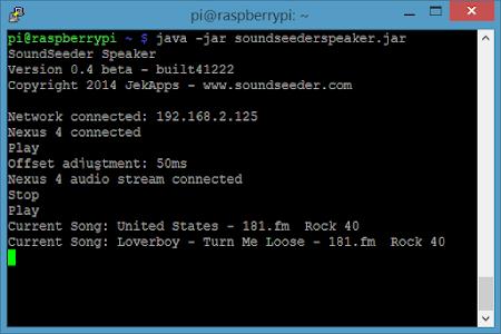 SoundSeeder Music Player v1.6.0