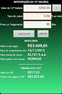 Juros Fácil TOTAL- screenshot thumbnail
