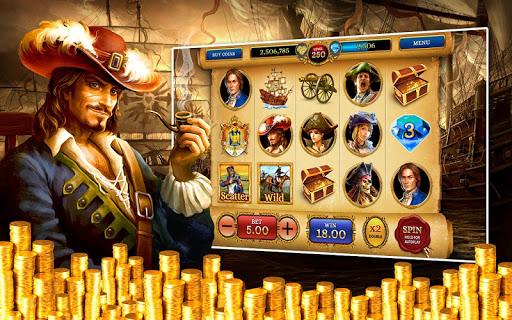 Pirates Treasures Slots Pokies