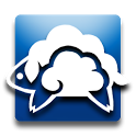 cloudList - grocery/to-do list icon