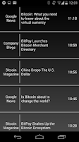 Screenshot of Bitcoin News, Ticker, & Charts