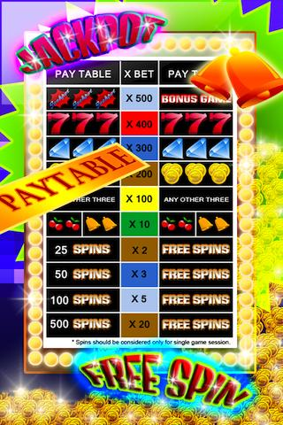 CasinoSlotMachinePro - screenshot