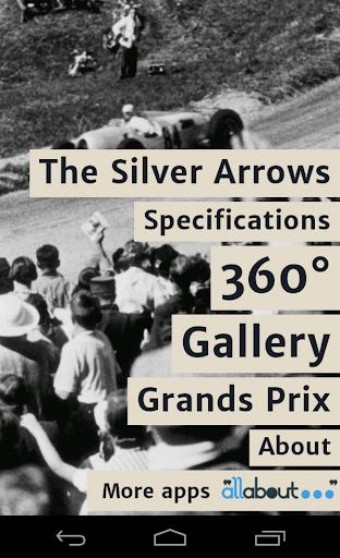 Auto Union - Silver Arrows