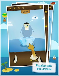 World of puzzles -Kids puzzles - screenshot thumbnail