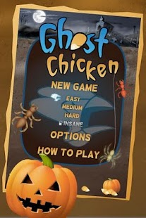 Ghost Chicken - screenshot thumbnail