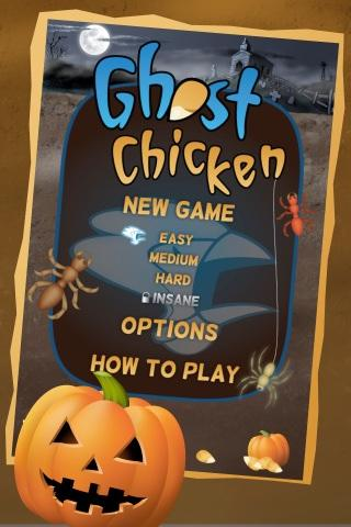 Ghost Chicken- screenshot