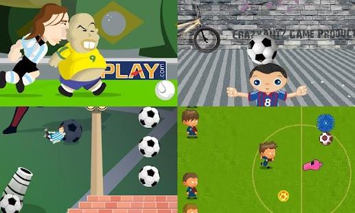 Jogos de futebol- screenshot thumbnail