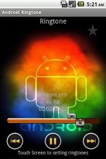 Android SMS Ringtone - screenshot thumbnail