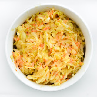 Mustardy Coleslaw