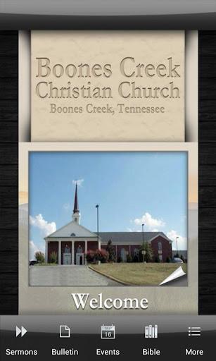 Boones Creek Christian Church