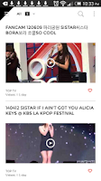 Screenshot of Sistar (KPOP) Club
