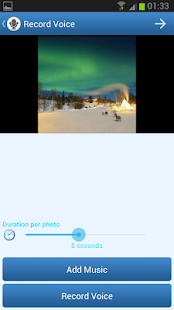 PhotoVoice - Voice on Pictures- screenshot thumbnail