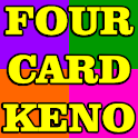 Four Card Keno icon