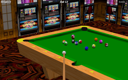 Vegas Pool Sharks - screenshot thumbnail