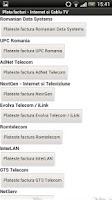 Screenshot of Plata facturi - Bill Payment