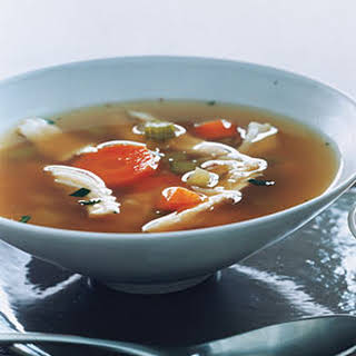 Turkish Chicken Soup Recipes.