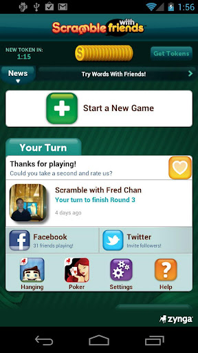 Scramble With Friends v4.85 APK