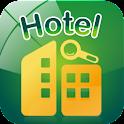 酒店汇 logo