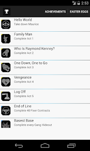 Watch Dogs achievements guide