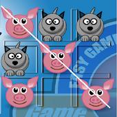 Pepe Pig Tic Tac Toe