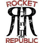 Logo of Rocket Republic Barrel Aged Dark Matter