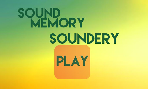 Soundery Animals -Sound memory