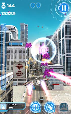 Jet Run: City Defender 1.32 screenshot 154130