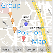 Group Position Map