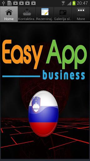Easy App Slovenia