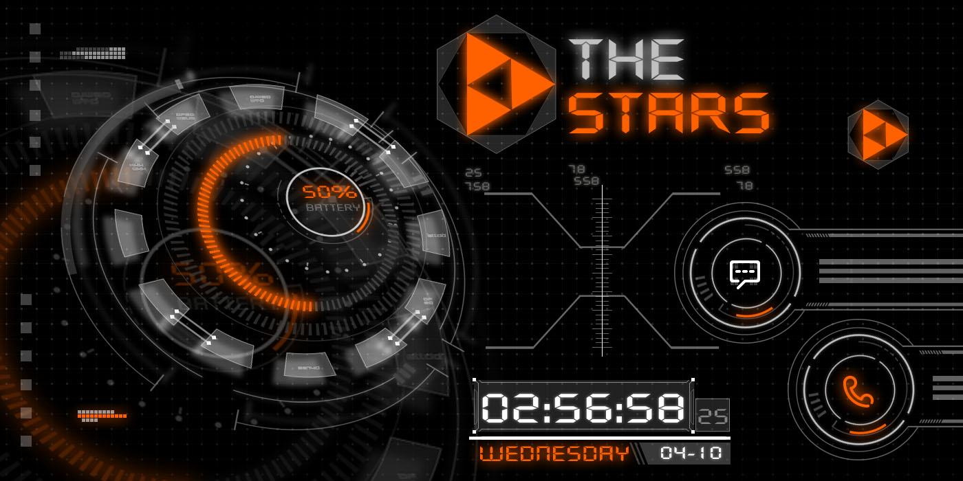 The Star GO Locker Theme- screenshot