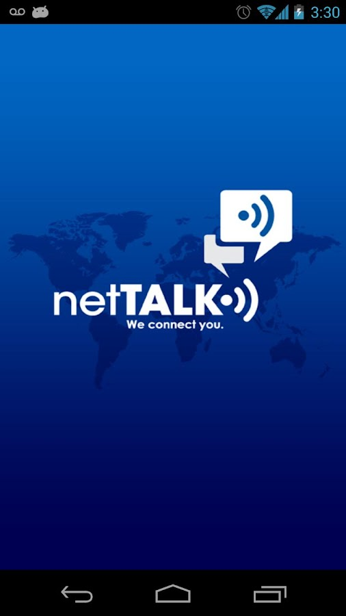 netTALK Text Using Your DUO - screenshot
