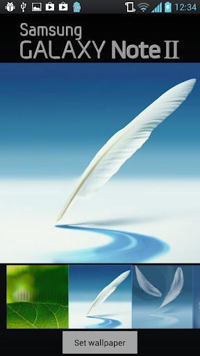 Galaxy Note 2 Wallpapers HD
