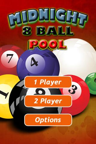 Midnight 8-Ball Pool - screenshot