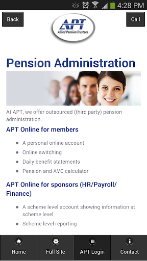 Allied Pension Trustees