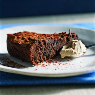 Bittersweet Chocolate Cake.