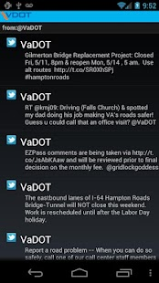 VDOT 511 - screenshot thumbnail