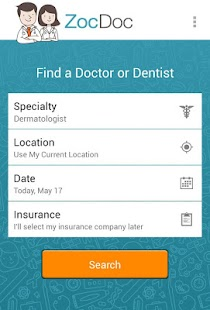 ZocDoc - Book a Doctor Online!- screenshot thumbnail