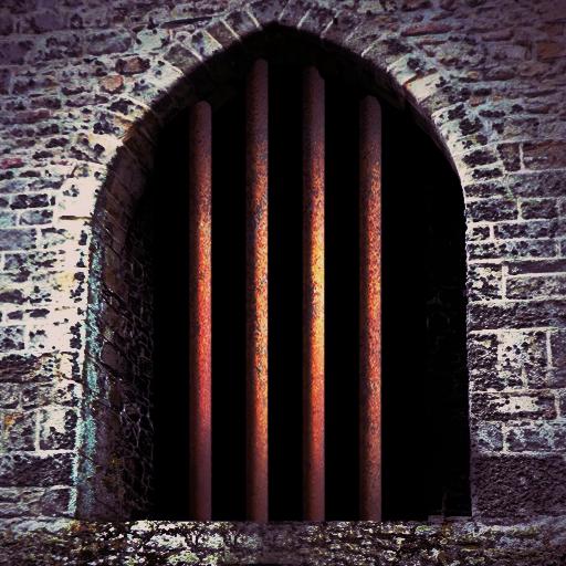 """逃脱游戏 """"空無一人的監牢"""" 冒險 App LOGO-硬是要APP"""